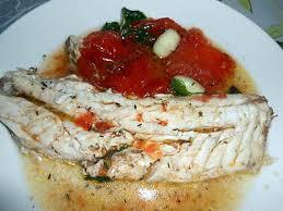 cuisiner le mulet recette de filet de mulet tomate