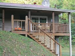 riverfront cabin fishing steps from front vrbo