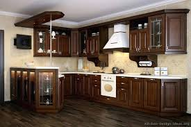 Oak Cabinets Kitchen Ideas Kitchen Cabinets Wood Colors Blue Kitchen Cabinets Kitchen Color