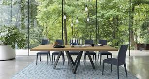 calligaris cartesio dining room ambiente modern furniture