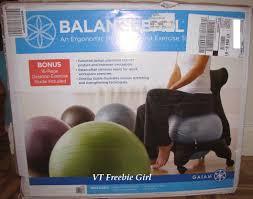 Bounce Ball Chair Furnitures Ball Chair With Arms Bosu Ball Chair Gaiam Balance