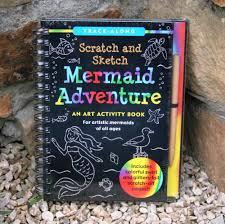 scratch u0026 sketch mermaid adventure 11 50 scratch sketch