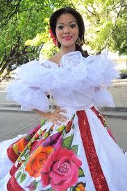 traje del sanjuanero huilense mujer y hombre para colorear famoso mayo vestidos de reina del baile ideas ornamento elaboración