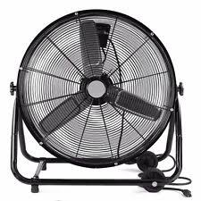 large floor fan industrial shop fan ebay
