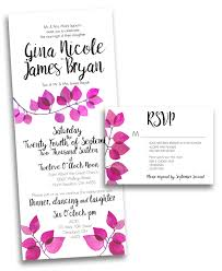 Wedding Invitations With Free Response Cards Wedding Invitations On Behance
