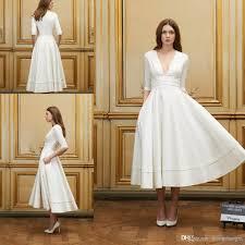 discount 2017 short beach wedding dresses delphine manivet a line