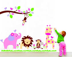 stencil kids walls beautifully and safe baby design ideas wall vince arts diys and design for your modern life wall decals also allow home