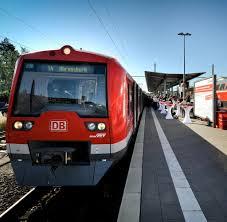Bad S S Bahn Zwischen Hamburg Und Bad Oldesloe Warum Es Keine
