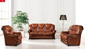 Leather Livingroom Sets 67 Classic Sofa Set By Esf Sofa Sets By Esf Furniture