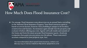 Estimate Flood Insurance Cost by How Much Does Flood Insurance Cost