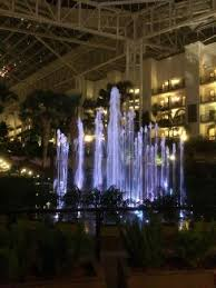 more spectacular waters picture of gaylord opryland