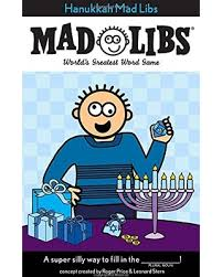 hanukkah mad libs sale hanukkah mad libs