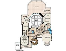 Mediterranean Style House Plans by Mediterranean Style House Plan 5 Beds 7 00 Baths 10993 Sq Ft