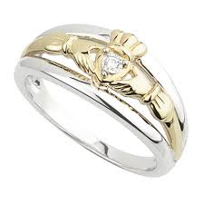 claddagh rings meaning engagement rings beautiful claddagh engagement rings gold