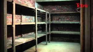 a rare look inside a ww ii bomb shelter youtube