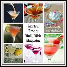 thirsty thursday martini recipes thirstythursday daily dish