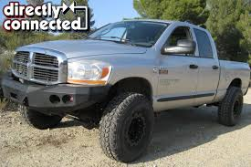 Dodge Ram Cummins Off Road - double standard wheels and tires for this cummins