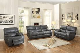 Sectional Sofas With Recliners And Cup Holders Homelegance Pecos Casual Sectional Sofa With Console And