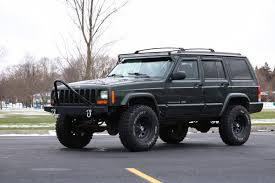 monster jeep cherokee jeep cherokee xj front stinger bumper jeep cherokee xj comanche