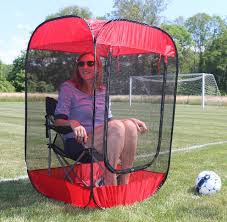 chair tent pop up insect screen chair tent debugs your world technabob