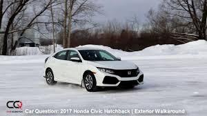 honda civic es 1 7 2017 honda civic hatchback turbo exterior review the most