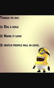 Funny In Love Quotes by 192 Best Quotes Images On Pinterest Minions Quotes Funny Minion