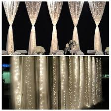 Led Light Curtain Remarkable How To Make Curtain Lights Contemporary Best