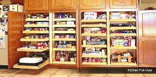 pull out cabinets kitchen pantry pull out shelves for kitchen polrestadepok info