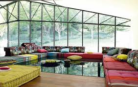 canapé mah jong livingroom luxurious sofas by roche bobois sofa knock
