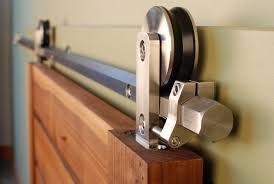 Barn Door Closet Hardware How To Install Barn Door Closet Hardware Woodworking Network