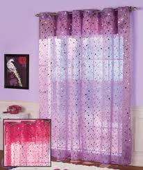 Pink Sparkle Curtains Sparkle Window Curtain Pink Home Room Nursery