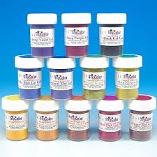 gel paste collection