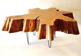 bench amazing tree stump bench tree stump coffee table side