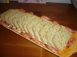 recette de cuisine poisson recette terrine de poisson et légumes 750g