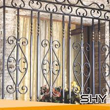 simple house balcony design of latest inspirations and house simple iron morden window grill design for sliding window