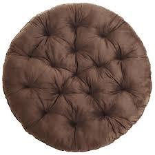 furniture fuzzy sand papasan chair cushion cheap for home plush chocolate brown papasan chair cushion cheap for home furniture ideas