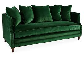 Long Tufted Sofa by Dumont 85