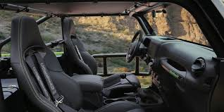 tactical jeep interior jeep concepts revealed for easter jeep safari