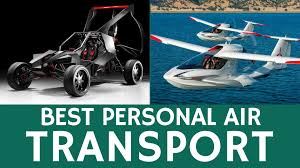 future of personal air transportation top 10 flying cars