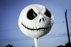 diy jack skellington u0027s head part one nightmare before christmas
