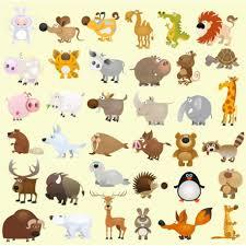 stickers animaux chambre bébé sticker animaux du monde kit chambre enfant etiquette autocollant