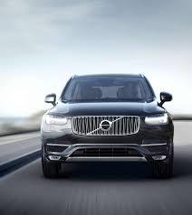new volvo new volvo xc90 rentals now available through hertz autoevolution