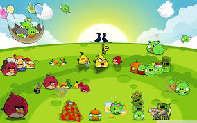 angry birds wallpaper 1920x1200 48302