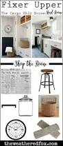 fixer upper cargo ship house mud room shop the room the