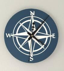 clock made of clocks nautical clock made out of mdf cnc stuff pinterest