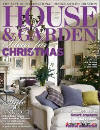 Home Design Magazines Pdf House U0026 Garden Magazine December 2012 Download Pdf Magazines