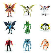 ben 10 ultimate alien toys ebay