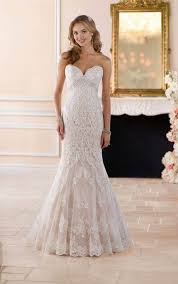 lace wedding gown wedding dresses lace wedding gown stella york