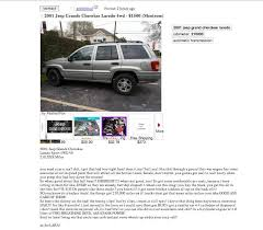 Jeep For Sale Craigslist This Might Be The Greatest Craigslist Ad Written Houston Press