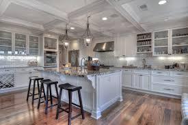 bianco antico granite kitchen traditional with addition all white